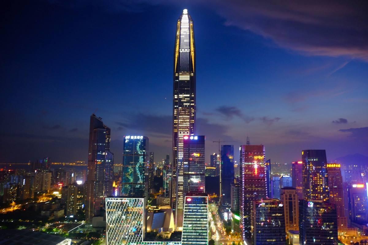 为什么深圳写字楼租赁市场租金大幅下降