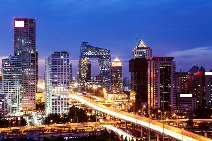 """报告:高供应""""压顶"""" 2021 年北京写字楼空置率或超 20%"""